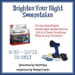 Brighten Your Night Sweepstakes by AutoRight (Ends 10/13/14)