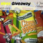Chee Wees Snacks Prize Pack Giveaway (Ends 11/2/14)