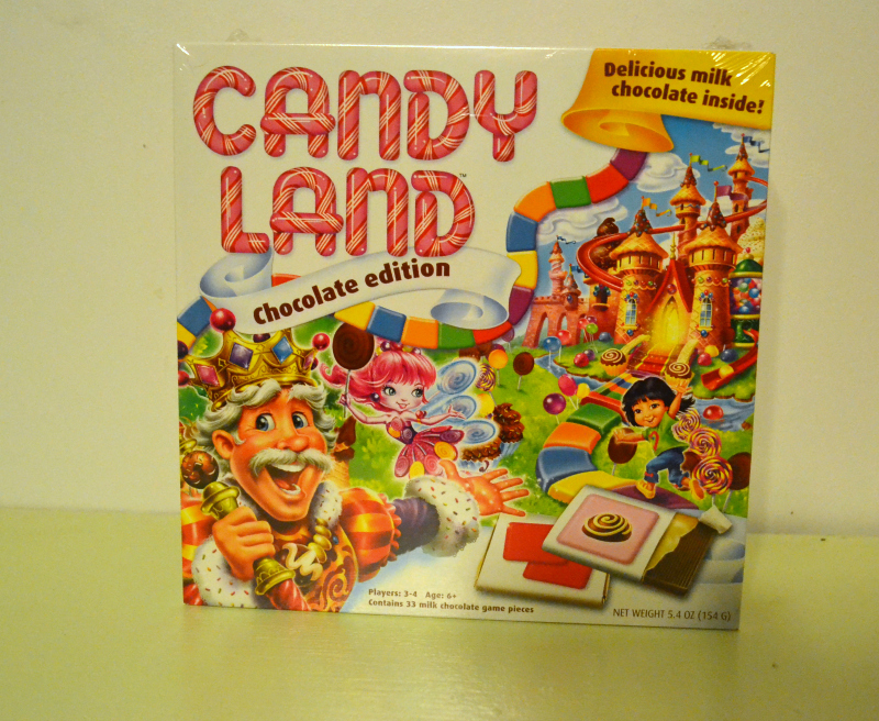 Chocolate Edition Candy Land