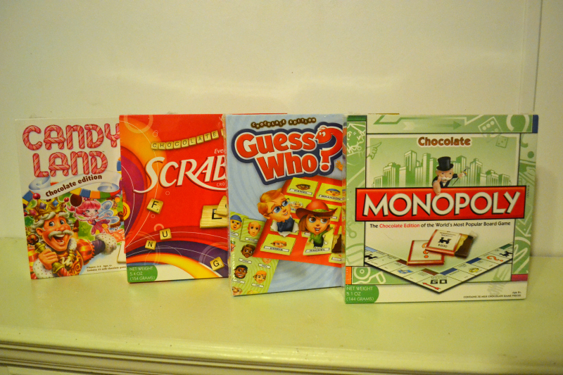 Chocolate Edition Games