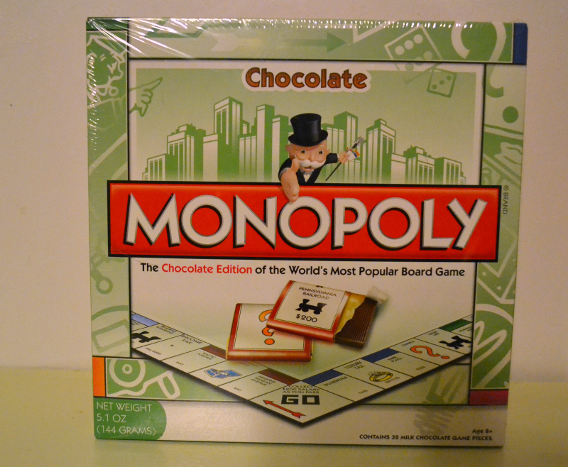 Chocolate Edition Monopoly