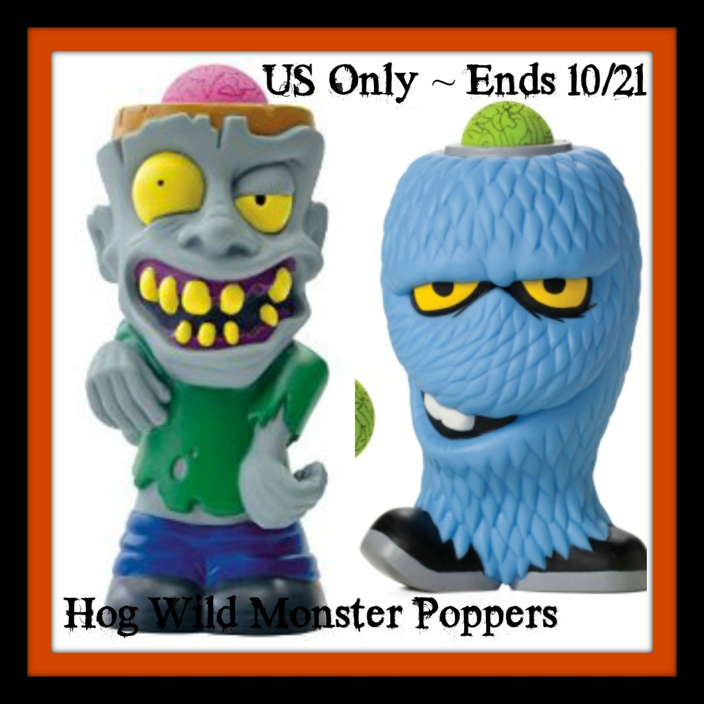 Hog Wild Toys Poppers