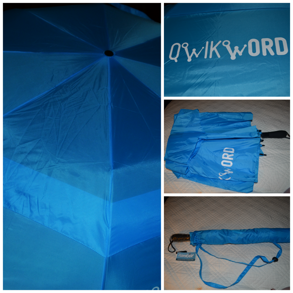 Quikword Umbrella Collage