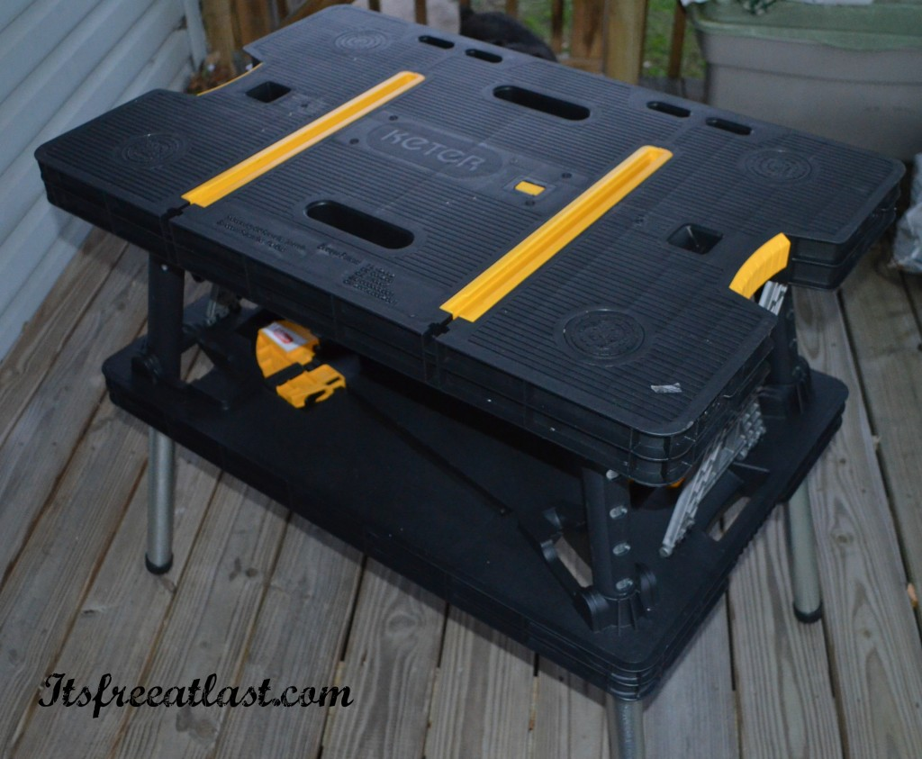 Folding table keter - Keter Table
