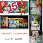 Enter to #Win the toys on the @Kmart Fab 15 2014 Toy List ~ {13 Winners, Ends 12/5/14}