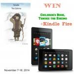 Tenuke the Eskimo+Kindle Fire Giveaway (Ends 11/18/14)