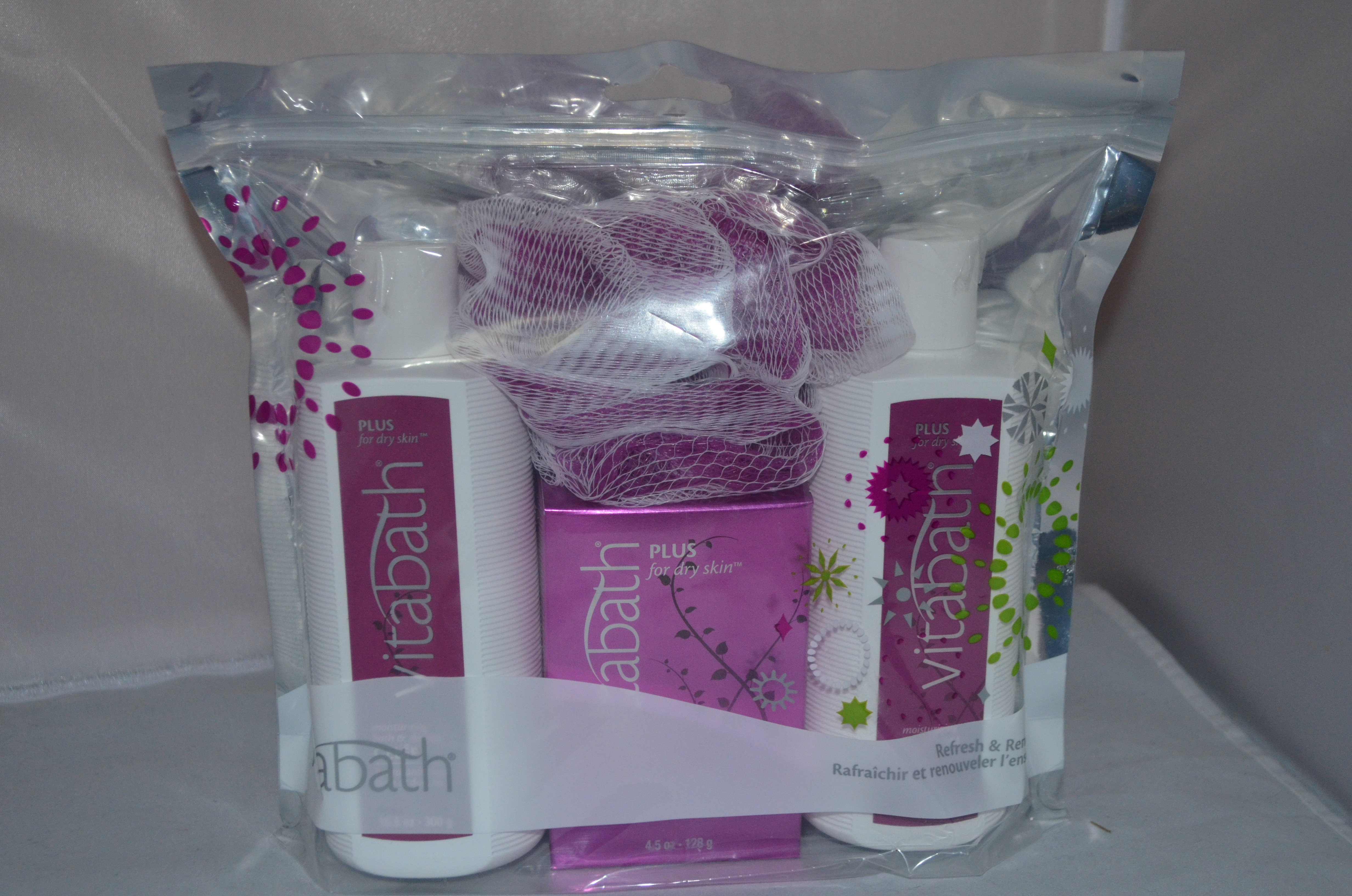 VitaBath Body Care Holiday Gift Sets {Review & Giveaway} Ends 12/19 ...