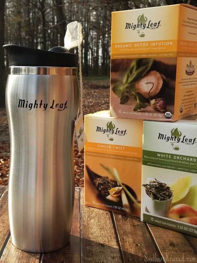 Mighty Leaf Prize Pack