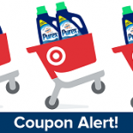 Save 25% on all Purex Detergent at Target Stores ~ Good until 12/27/14 #Cartwheel