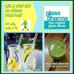 $25 Glass Dharma Gift Card Glass Straws Giveaway (Ends 01/14/14)