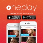 Make Memories Easily with One Day Movie Making App #loveoneday #ad