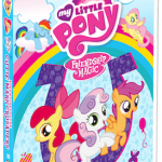 My Little Pony Friendship is Magic: Adventures of the Cutie Mark Crusaders out on DVD 2/24