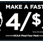 NCAA® Coca-Cola March Madness Savings at Walmart
