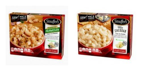 Stouffers Mac & Cheese Varieties