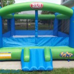 Have Hours of Summer Fun with Blast Zone Big Ol' Bouncer