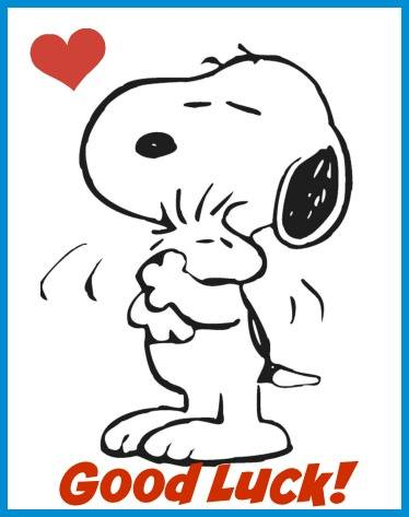 Good Luck Snoopy