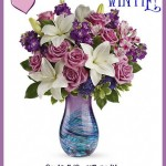 #Win Teleflora Artful Elegance Bouquet for Mother's Day