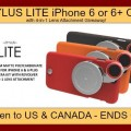 Win A ZYTLUS LITE Case For iPhone 6 or 6 Plus