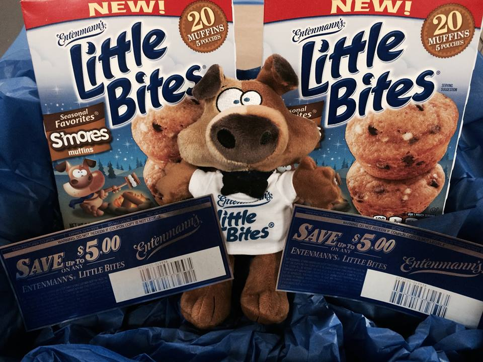Entenmanns Little Bites Smores Giveaway, Ends 6/28