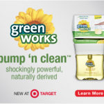 Exclusive Savings on Green Works Products at Target