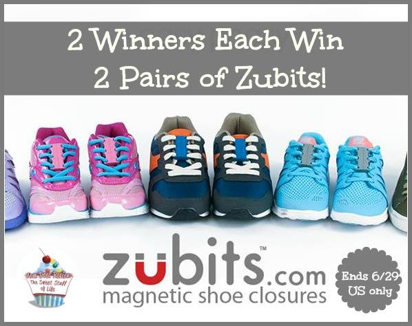 Zubits Giveaway