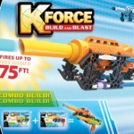 Win a K-FORCE Build and Blast: K-10X Building Set