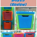 Making Storage Fun and Colorful with ChillaFish Boxes {Review}