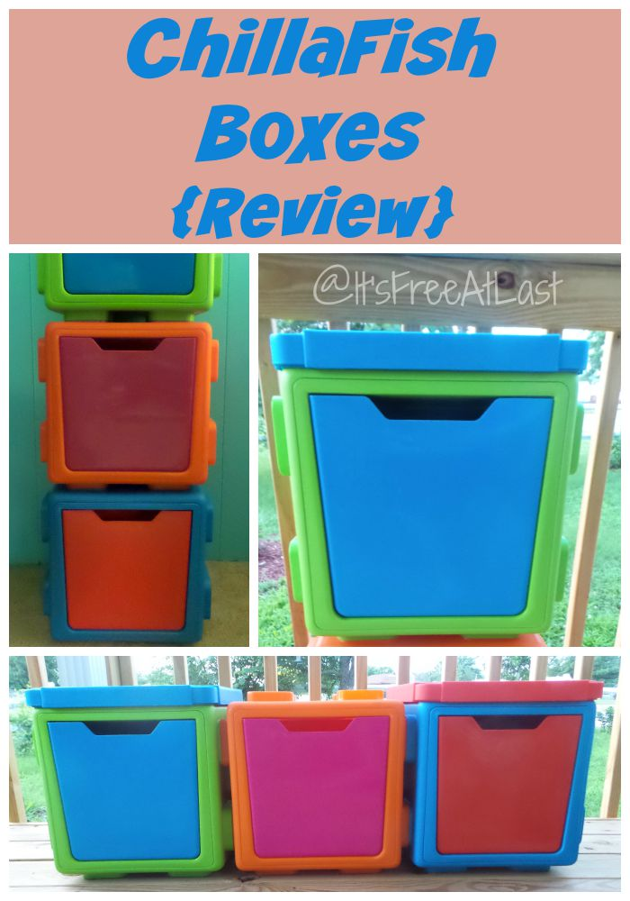 ChillaFish Boxes {Review}