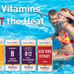 Beat Summer Heat With Superior Source Vitamins #SuperiorSource