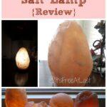Himalayan Salt Lamp {Review}