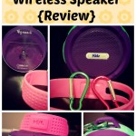 KidzSafe™ D.I.Y. Wireless Speaker {Review}