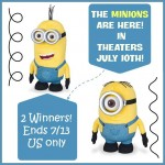 Minions Prize Pack Flash Giveaway