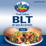 Delicious BLT Wraps & Salads Now Available At Skyline Chili (and $25 Gift Card Giveaway)