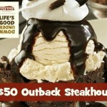 Welcome to our $50 Outback Steakhouse Gift Card Giveaway!