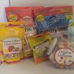YumEarth Organics Summer Candy Review and Giveaway