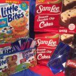 Make Back To School Tasty With Sara Lee Snacks & Entenmanns Little Bites (Giveaway)