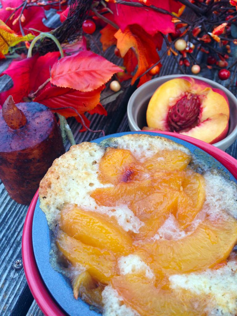 Peach Cobbler #9