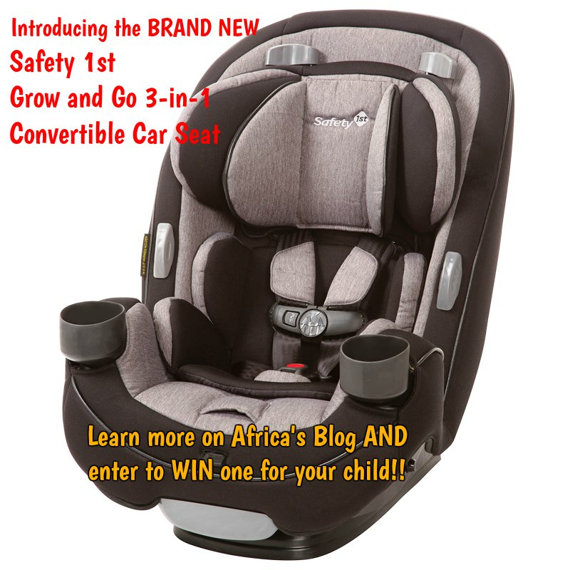 safety 1st grow and go 3 in 1 convertible car seat giveaway it 39 s free at last. Black Bedroom Furniture Sets. Home Design Ideas