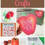 Free and Fun Apple Theme Crafts
