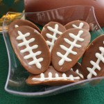 Chocolate Covered Football Chips Recipe