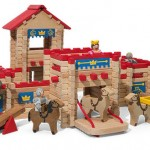 Get Your Play on With the Jeujura Construction Castle