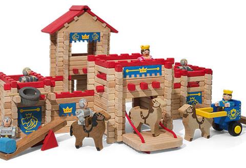 Jeujura Construction Castle