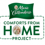 Helping Service Men & Women Enjoy Comforts From Home #ComfortsFromHome