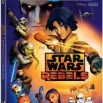 Star Wars Rebels: Complete Season One Now on Blu-ray #StarWars #TheForceAwakens