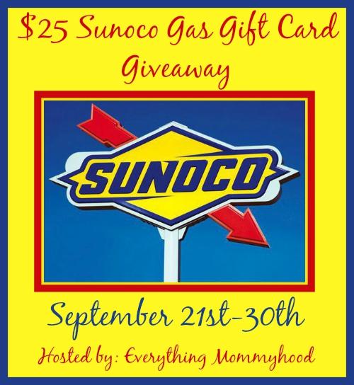 gas cards sunoco