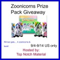 Win a Zoonicorns Plush Prize Pack