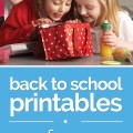 Back To School Free Lunchbox Printables & $300 Amazon Giveaway