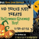 No Tricks Just Treats Halloween Giveaway Hop ~ Enter To Win $50 YumEarth Halloween Candy