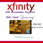 XFINITY Movers Edge $50 American Express GC Giveaway