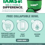 Spoil Your Dogs with Great IAMS Food & a FREE Travel Bowl! #FurryFoodie